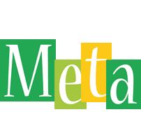 Meta lemonade logo