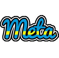Meta sweden logo