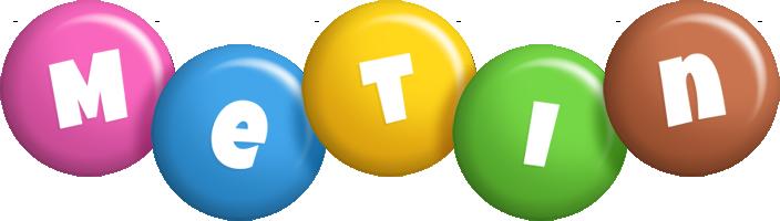 Metin candy logo
