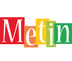 Metin colors logo