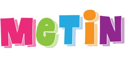 Metin friday logo