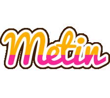 Metin smoothie logo