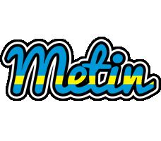 Metin sweden logo