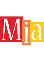 Mia colors logo