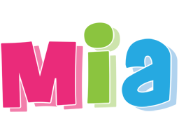 Mia friday logo