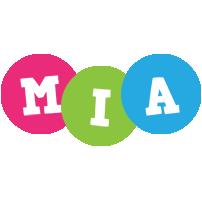 Mia friends logo