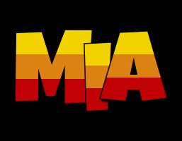Mia jungle logo