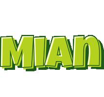 Mian summer logo