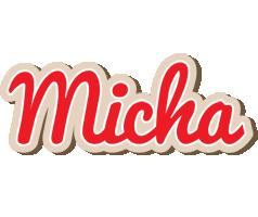 Micha chocolate logo