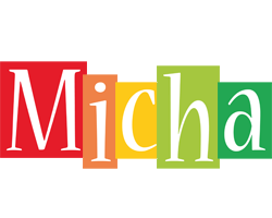 Micha colors logo