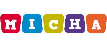 Micha daycare logo