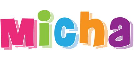 Micha friday logo