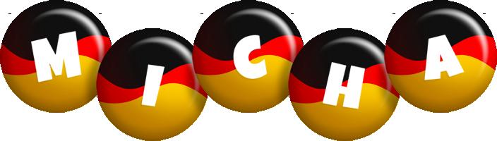 Micha german logo