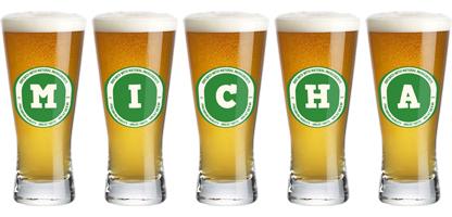 Micha lager logo