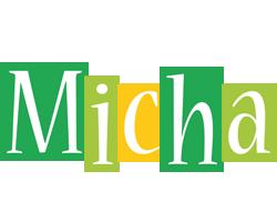 Micha lemonade logo