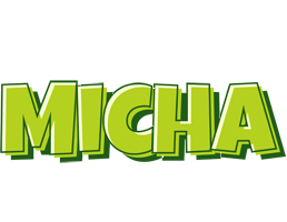 Micha summer logo
