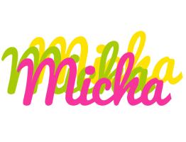 Micha sweets logo