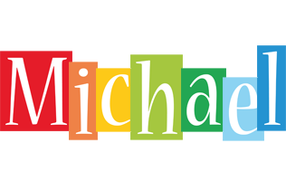 Michael colors logo