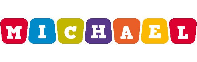 Michael daycare logo