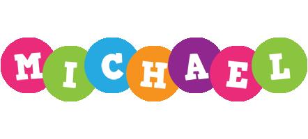 Michael friends logo