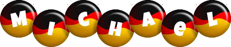 Michael german logo
