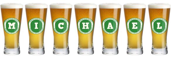 Michael lager logo