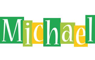 Michael lemonade logo