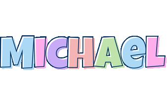 Michael pastel logo