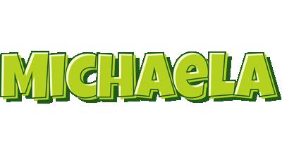 Michaela summer logo