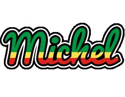 Michel african logo
