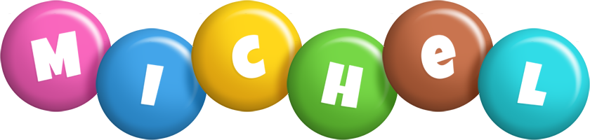Michel candy logo