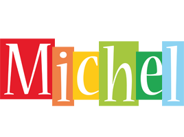 Michel colors logo