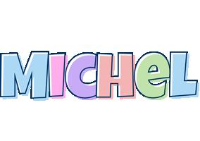 Michel pastel logo
