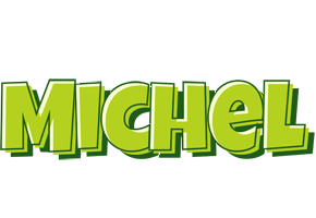 Michel summer logo