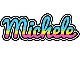 Michele circus logo