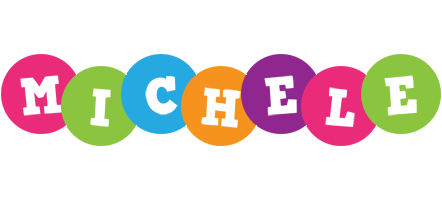 Michele friends logo