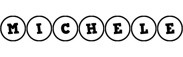 Michele handy logo