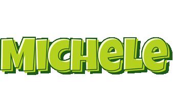 Michele summer logo