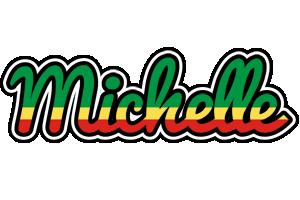 Michelle african logo