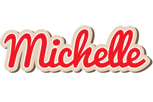 Michelle chocolate logo