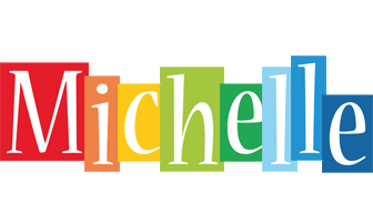 Michelle Logo Name Logo Generator Smoothie Summer