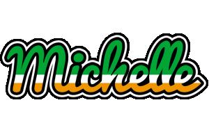 Michelle ireland logo