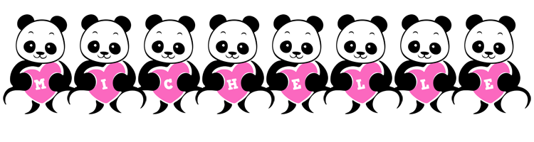 Michelle love-panda logo
