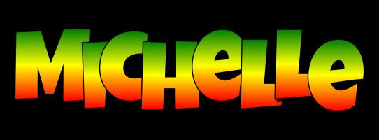 Michelle mango logo
