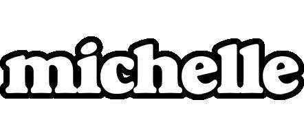 Michelle panda logo