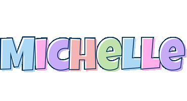 Michelle pastel logo