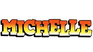 Michelle sunset logo