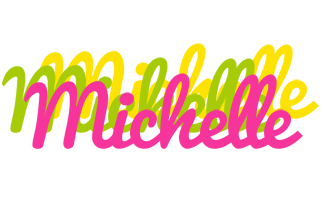 Michelle sweets logo