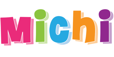 Michi friday logo