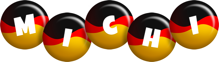 Michi german logo